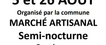 [ANIMATION CONFIRMEE] | Marché artisanal semi-nocturne Ault