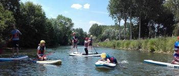 Initiation au paddle Ailly-sur-Somme